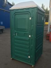 Туалетная кабина «Ровный пол»